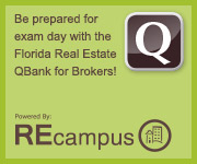 Florida Real Estate Brokers QBank - RSVP School of Real Estate